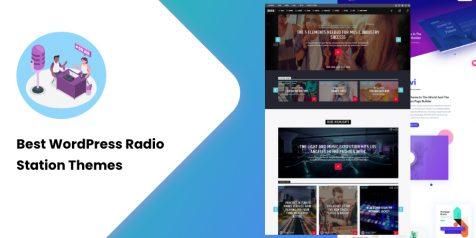 Best WordPress Radio Station Themes