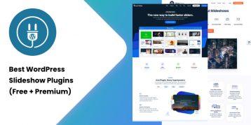 Best WordPress Slideshow Plugin