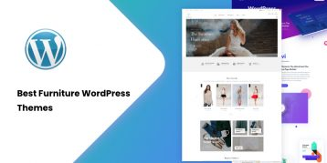 Best Furniture WordPress Themes