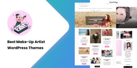 Best Make-Up Artist WordPress Themes