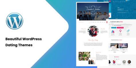 Beautiful WordPress Dating Themes