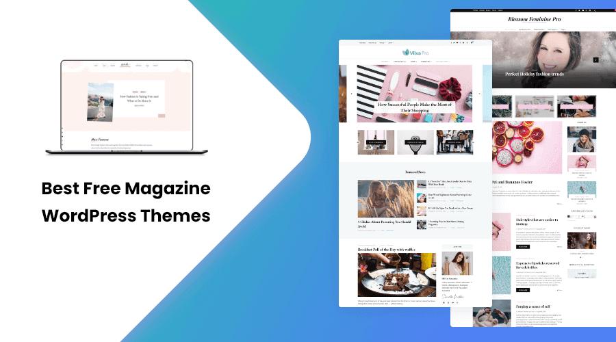 35+ Best Free Magazine WordPress Themes