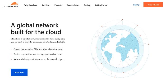 Cloudflare CND Provider
