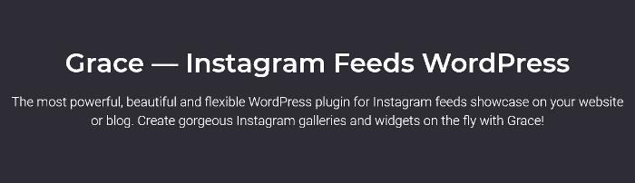 Grace WordPress Plugin