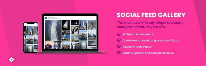 Instagram Feed Gallery WordPress Plugin