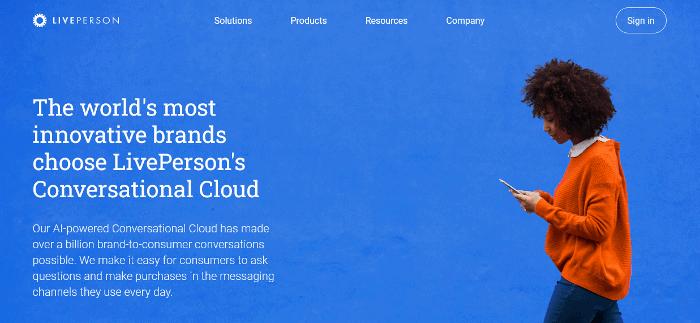 LivePerson WordPress Plugin