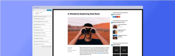 More Widgets WordPress Plugin