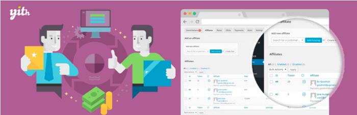YITH WooCommerce Affiliates WordPress Plugin