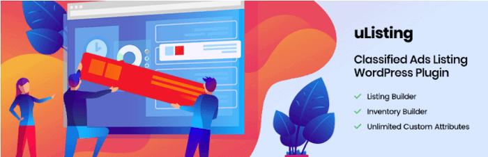 uListing WordPress Plugin