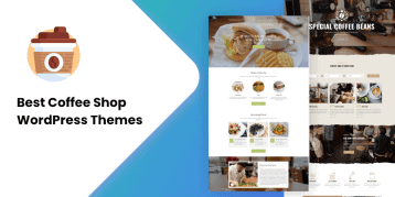 Best Coffee Shop WordPress Themes