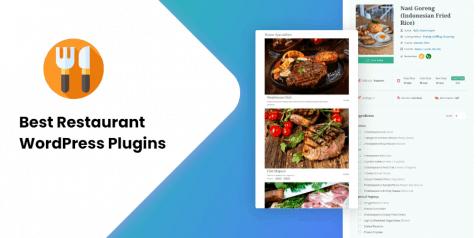 Best Restaurant WordPress Plugins