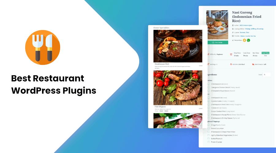 15 Best Restaurant WordPress Plugins For 2021