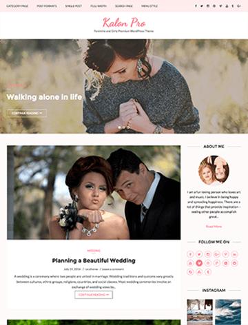 Kalon Pro WordPress Theme