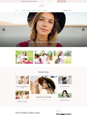 ChicPro WordPress Theme