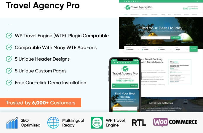 Travel Agency Pro 1